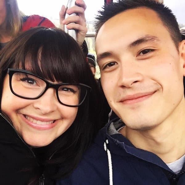 Sarah and Anthony - Sarah Griffiths Hu